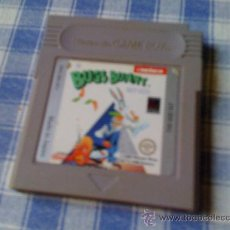 Videojuegos y Consolas: BUGS BUNNY NINTENDO GAME BOY CLÁSICA ADVANCE Y COLOR - GAMEBOY GB GBA GBC SALCEDUS_JVR. Lote 27185263