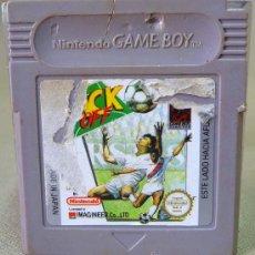 Videojuegos y Consolas: JUEGO DE FUTBOL, FUTBOL, GAME BOY, GAMEBOY, NINTENDO. Lote 27782765