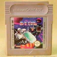 Videojuegos y Consolas: JUEGO, GAME BOY, GAMEBOY, R TYPE, NINTENDO. Lote 27905559