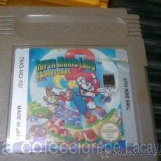 Videojuegos y Consolas: GAMEBOY SUPER MARIO LAND 2. Lote 28907264