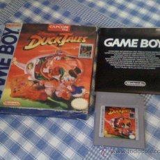 Videojuegos y Consolas: DUCK TALES PARA NINTENDO GAMEBOY CLÁSICA, COLOR Y ADVANCE CON CAJA. Lote 29537088