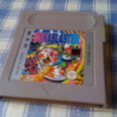 Videojuegos y Consolas: DYNABLASTER BOMBERMAN PARA NINTENDO GAMEBOY GAME BOY NGB GB SOLO CARTUCHO. Lote 37525809