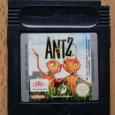 Videojuegos y Consolas: GAME BOY ANTZ NINTENDO JUEGO. Lote 30359090