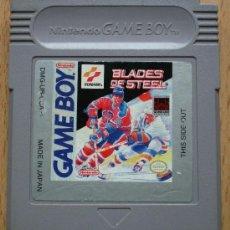 Videojuegos y Consolas: JUEGO POKEMON GAME BOY BLADES STEEL. Lote 30359200