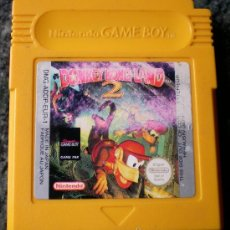 Videojuegos y Consolas: JUEGO GAME BOY DONKEY KONG LAND 2. Lote 31191999