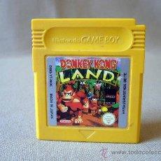 Videojuegos y Consolas: JUEGO, GAME BOY, NINTENDO, DONKEY KONG LANND, JAPAN. Lote 32214765