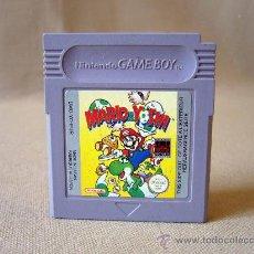 Videojuegos y Consolas: JUEGO, GAME BOY, NINTENDO, MARIO YOSHI, JAPAN. Lote 32214817