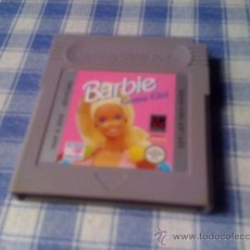 Videojuegos y Consolas: BARBIE GAME GIRL PARA NINTENDO GAMEBOY GAME BOY NGB GB SOLO CARTUCHO. Lote 32217656