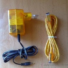 Videojuegos y Consolas: CARGADOR Y CABLE LINK PARA GAMEBOY POCKET O GAME BOY COLOR A ESTRENAR!!!. Lote 33104085