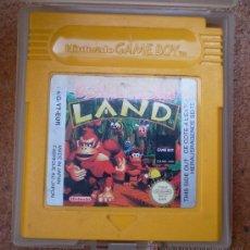 Videojuegos y Consolas: JUEGO GAMEBOY DONKEY KONG LAND. Lote 33811016