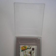 Videojuegos y Consolas: NINTENDO GAME BOY GAMEBOY KICK OFF. Lote 34502082