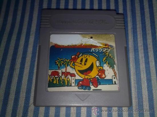 NINTENDO GAMEBOY GAME BOY PACMAN (Juguetes - Videojuegos y Consolas - Nintendo - GameBoy)