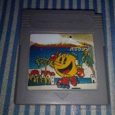Videojuegos y Consolas: NINTENDO GAMEBOY GAME BOY PACMAN. Lote 36646541