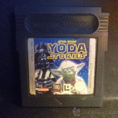 Videojuegos y Consolas: STAR WARS YODA STORIES - GAMEBOY - GAME BOY - GB. Lote 36717629