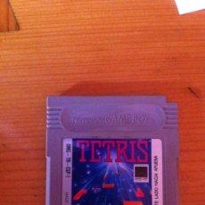 Videojuegos y Consolas: TETRIS ORIGINAL PARA CONSOLA GAMEBOY. Lote 36734014