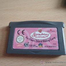 Videojuegos y Consolas: JUEGO GAME BOY STRAWBERRY,GAMEBOY.. Lote 37251919