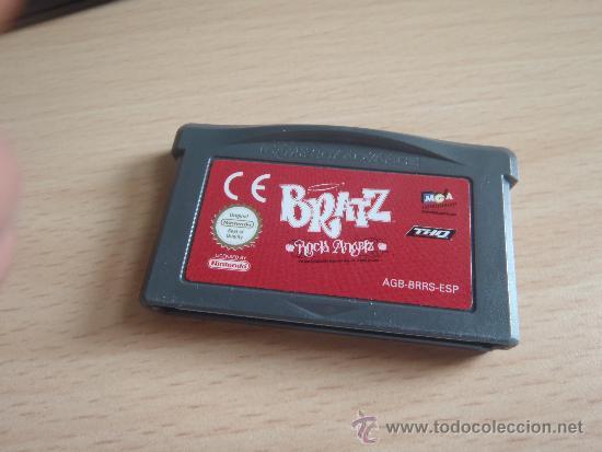 JUEGO GAMEBOY BORATZ.GAMEBOY. (Juguetes - Videojuegos y Consolas - Nintendo - GameBoy)