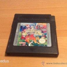 Videojuegos y Consolas: GAME & WATCH GALLERY 3 JUEGO PARA NINTENDO GAMEBOY GAME BOY CLÁSICA SÓLO CARTUCHO. Lote 54813505