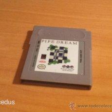 Videojuegos y Consolas: PIPEDREAM PIPE DREAM JUEGO PARA NINTENDO GAMEBOY GAME BOY CLÁSICA SOLO CARTUCHO. Lote 37484176