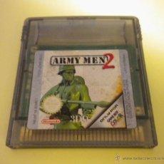 Videojuegos y Consolas: JUEGO NINTENDO / ARMY MEN 2 / GAME BOY. Lote 39950515