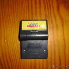 Videojuegos y Consolas: JUEGO NINTENDO GAME BOY POKEMON PINBALL. Lote 40603405