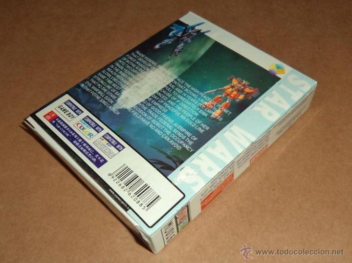 Videojuegos y Consolas: MU-016 Super Game Color Boy compatible Nintendo Gameboy, en su caja. - Foto 2 - 41288681