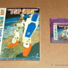 Videojuegos y Consolas: MU-055 SUPER GAME COLOR BOY COMPATIBLE NINTENDO GAMEBOY, EN SU CAJA.. Lote 41288844