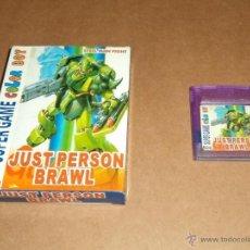 Videojuegos y Consolas: MU-041 SUPER GAME COLOR BOY COMPATIBLE NINTENDO GAMEBOY, EN SU CAJA.. Lote 41288894