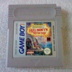 Videojuegos y Consolas: CARTUCHO GAME BOY CASTLEVANIA II BELMONT´S REVENGE DRACULA DMG-CW-ESP FUNCIONANDO. Lote 109136187