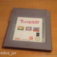 Videojuegos y Consolas: TAMAGOCHI JUEGO PARA NINTENDO GAMEBOY GAME BOY VERSIÓN ESPAÑOLA CLÁSICA CLASSIC FAT TAMAGOTCHI. Lote 69838138