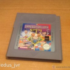 Videojuegos y Consolas: GAME BOY GALLERY 5 GAMES IN 1 JUEGO PARA NINTENDO GAMEBOY GAME BOY CLÁSICA CLASSIC FAT. Lote 43891744