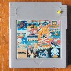 Videojuegos y Consolas: ANTIGUO CARTUCHO MULTIGUEGOS PARA GAMEBOY. Lote 44160109