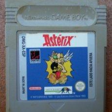 Videojuegos y Consolas: GAME BOY GAMEBOY JUEGO ASTÈRIX. Lote 44255923