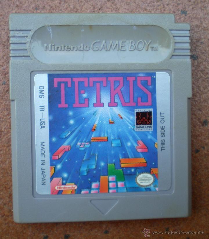 Gameboy Juego Tetris Comprar Videojuegos Y Consolas Gameboy En