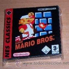 Videojuegos y Consolas: 20 FUNDAS TRANSPARENTES PARA JUEGOS DE NINTENDO GAME BOY GBA GAME BOY COLOR CON CIERRE ADHESIVO. Lote 164943290