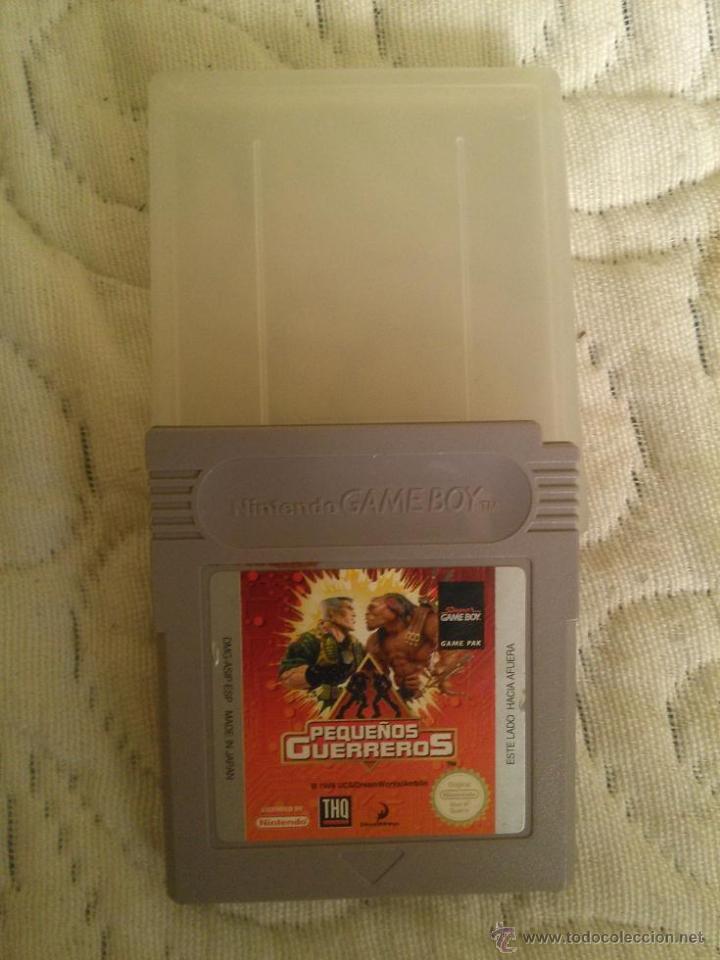GB NINTENDO GAMEBOY GAME BOY PEQUEÑOS GUERREROS PAL ESP (Juguetes - Videojuegos y Consolas - Nintendo - GameBoy)