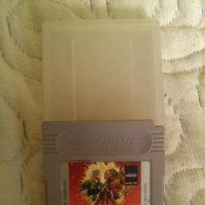 Videojuegos y Consolas: GB NINTENDO GAMEBOY GAME BOY PEQUEÑOS GUERREROS PAL ESP. Lote 177385060