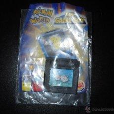 Videojuegos y Consolas: JUEGO MINI GAME BOY POKEMON WORLD. Lote 45785247