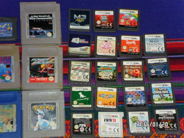 Videojuegos y Consolas: NINTENDO DS Y REGALOS M3. - Foto 3 - 47358528