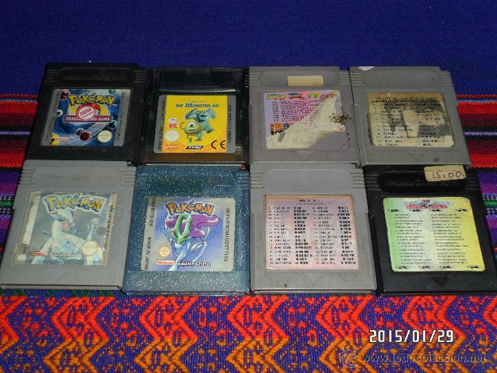 Videojuegos y Consolas: AMPLIACIÓN GAME BOY Y MULTI JUEGOS. - Foto 7 - 47358528