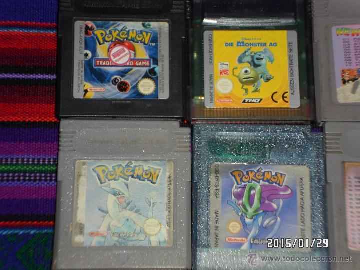Videojuegos y Consolas: DETALLE GAMEBOY AMPLIACIÓN. - Foto 8 - 47358528