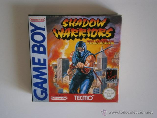 Juego Shadow Warriors Ninja Gaiden Game Boy Sold Through Direct Sale 49459541