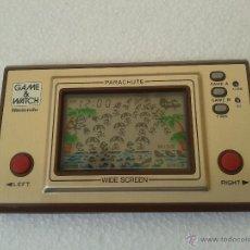 Videojuegos y Consolas: PARACHUTE · JUEGO DE NINTENDO GAME & WATCH. Lote 40369185