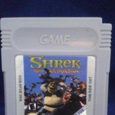 Videojuegos y Consolas: JUEGO NINTENDO GAME BOY SHREK PAL R206. Lote 50517367