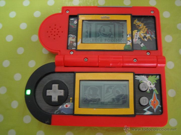 CONSOLA POKEMON DE NINTENDO 2009. FUNCIONAN (Juguetes - Videojuegos y Consolas - Nintendo - GameBoy)