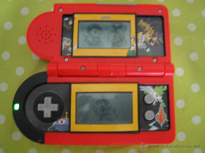 Videojuegos y Consolas: CONSOLA POKEMON DE NINTENDO 2009. FUNCIONAN - Foto 5 - 51029928