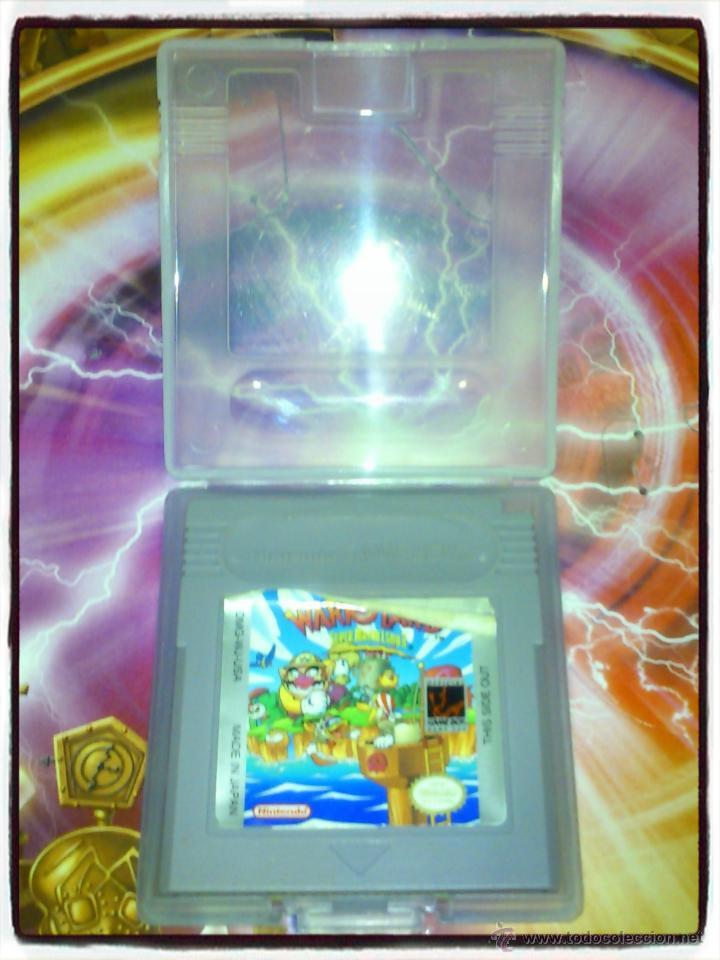 VIDEO JUEGO PARA GAMEBOY WARIO LAND: SUPER MARIO LAND 3 - NINTENDO - 1993 (Juguetes - Videojuegos y Consolas - Nintendo - GameBoy)