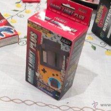 Videojuegos y Consolas: GAME LIGHT PLUS NUBY. PARA GAME BOY Y GB COLOR. APENAS USADO, EN SU CAJA. MUY BUEN ESTADO.. Lote 51320280