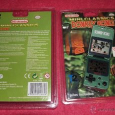 Videojuegos y Consolas: GAME & WATCH MINI CLASSIC DONKEY KONG NEW IN BOX NUEVO. Lote 166486716