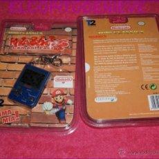 Jeux Vidéo et Consoles: GAME & WATCH MINI CLASSIC MARIO´S CEMENT FACTORY NEW IN BOX NUEVO. Lote 51785730